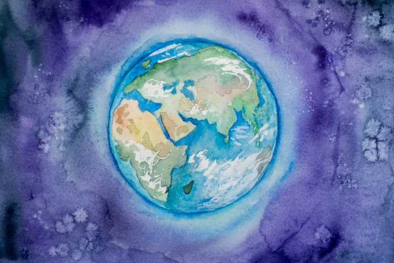 Becoming a Citizen of Planet Earth